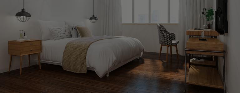 Ideas simples para hacer tu dormitorio más acogedor
